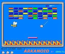 Arkanoid_C71