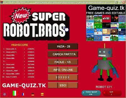 SuperRobotBros